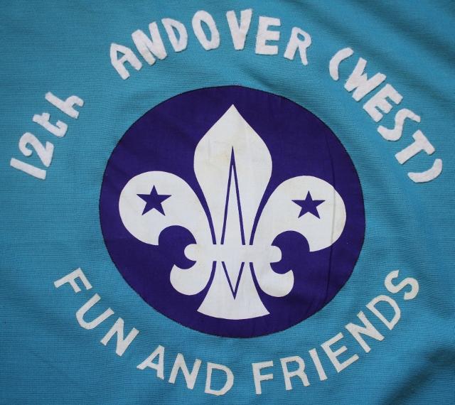 12th Andover (West) Beaver Scout flag emblem