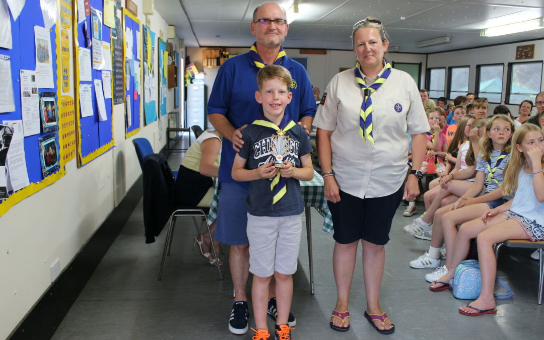 Joint 12th & 3rd Andover AGM 2018 is a success