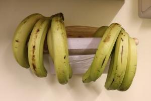 The new banana rack