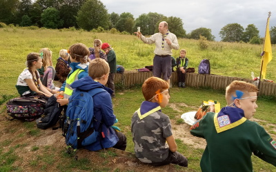 Cubs Danebury Hill Fort June 2019 (10)