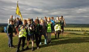 Cubs Danebury Hill Fort June 2019 (4)