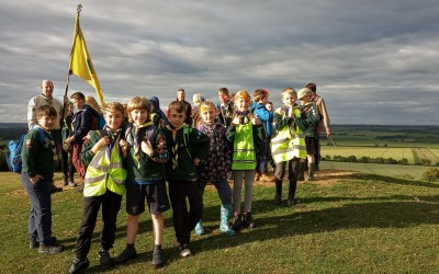 Cubs Danebury Hill Fort June 2019 (4)
