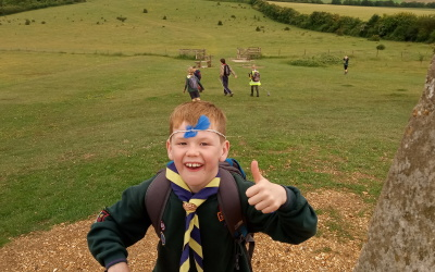 Cubs Danebury Hill Fort June 2019 (9)