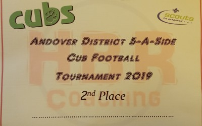 Cubs District Football Competition October 12th 2019