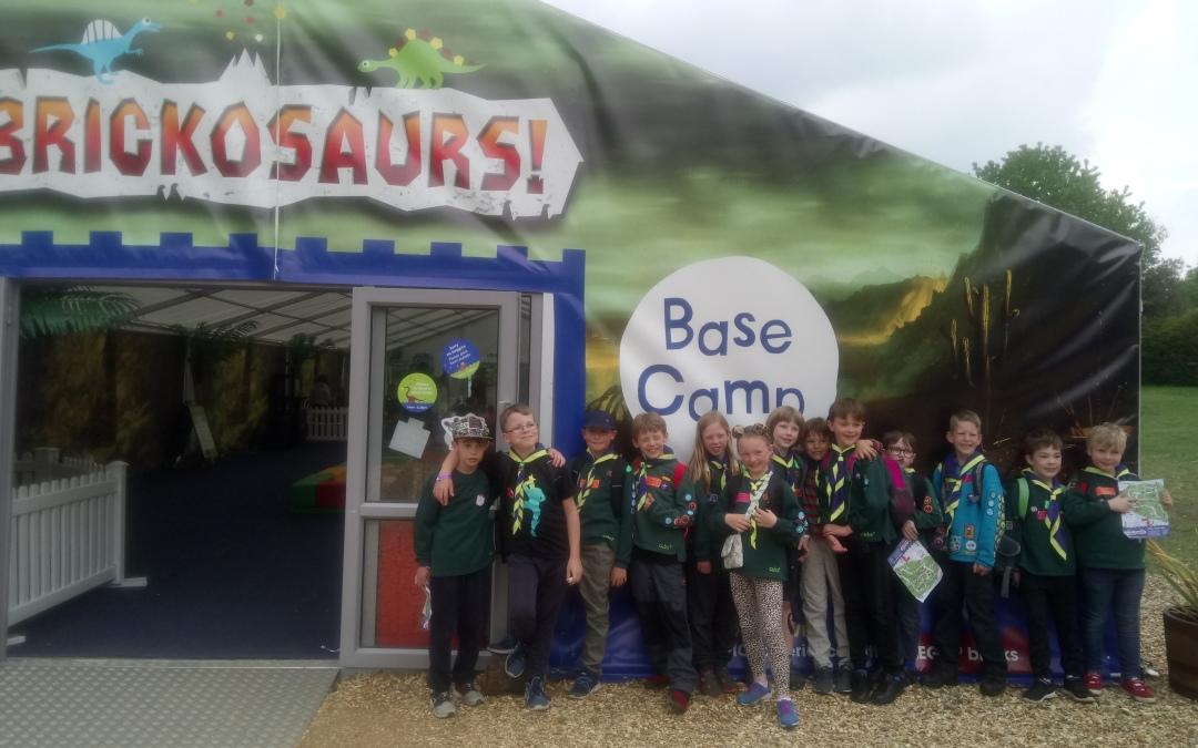 Cubs Visit the Zoo May 2019